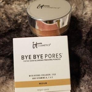 It Cosmetics Bye Bye Pores Tinted Finishing Powder